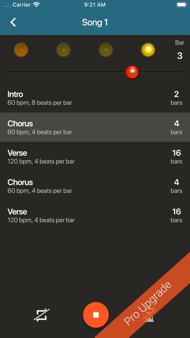 Screen Shot Metronome Beats 5