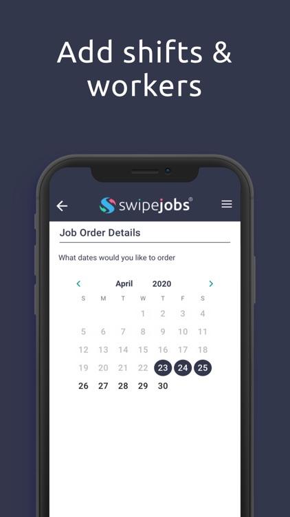 swipejobs Business screenshot-4