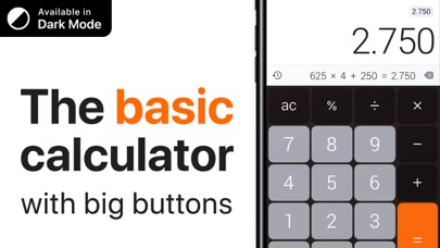 The Calculator screenshot one