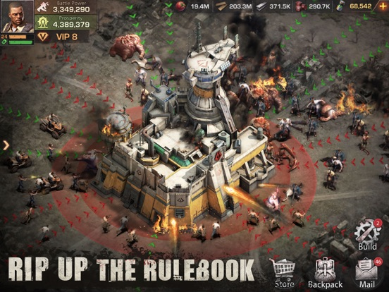 iPad Image of State of Survival: Zombie War