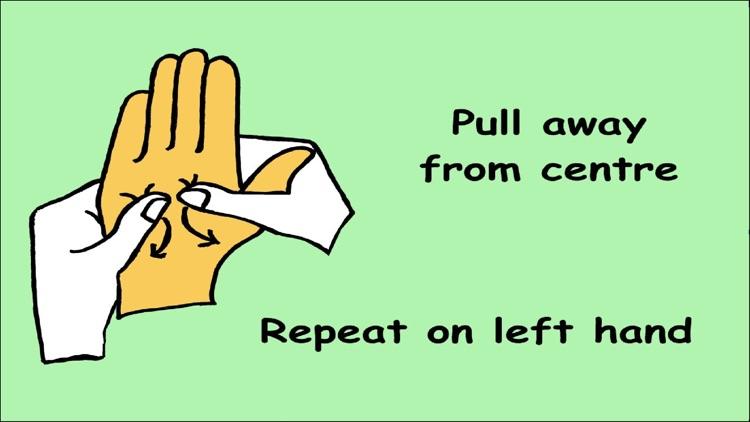 Treat Your Hands - Reflexology screenshot-4