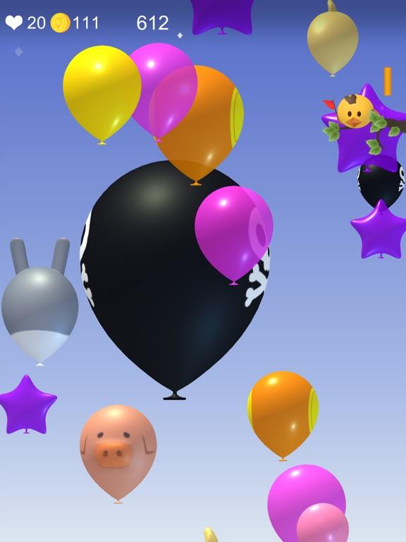 Poke Balloon:Rise up screenshot 7