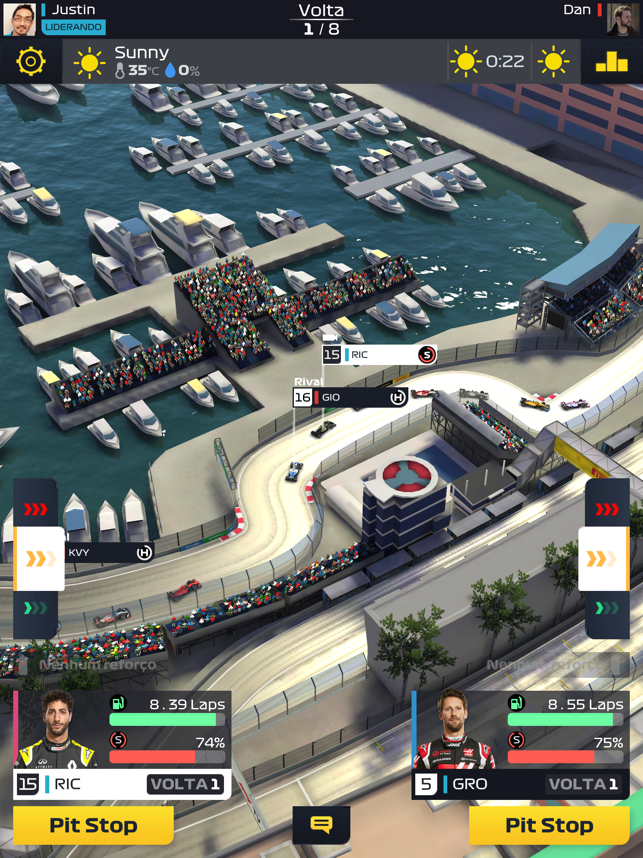 ‎F1 Manager Screenshot