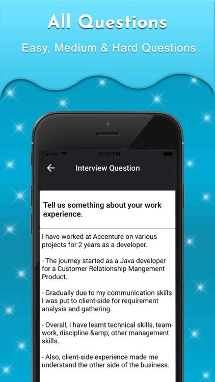 Interview Question & Answers screenshot-3
