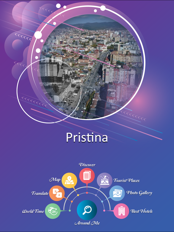 Pristina City Guide screenshot 7