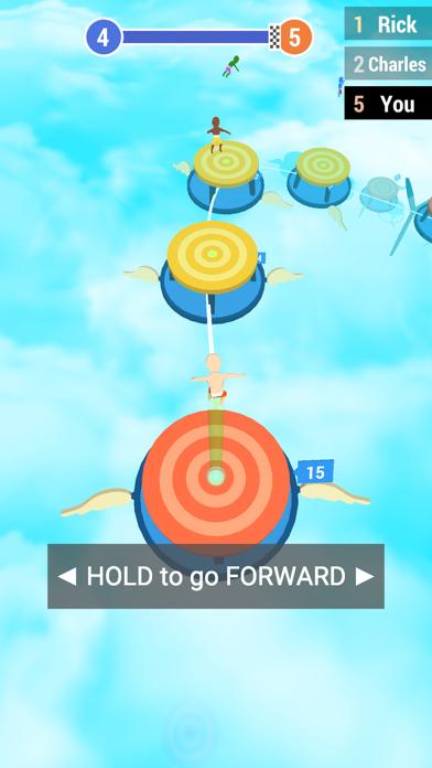 Jump Race 3D! screenshot 6