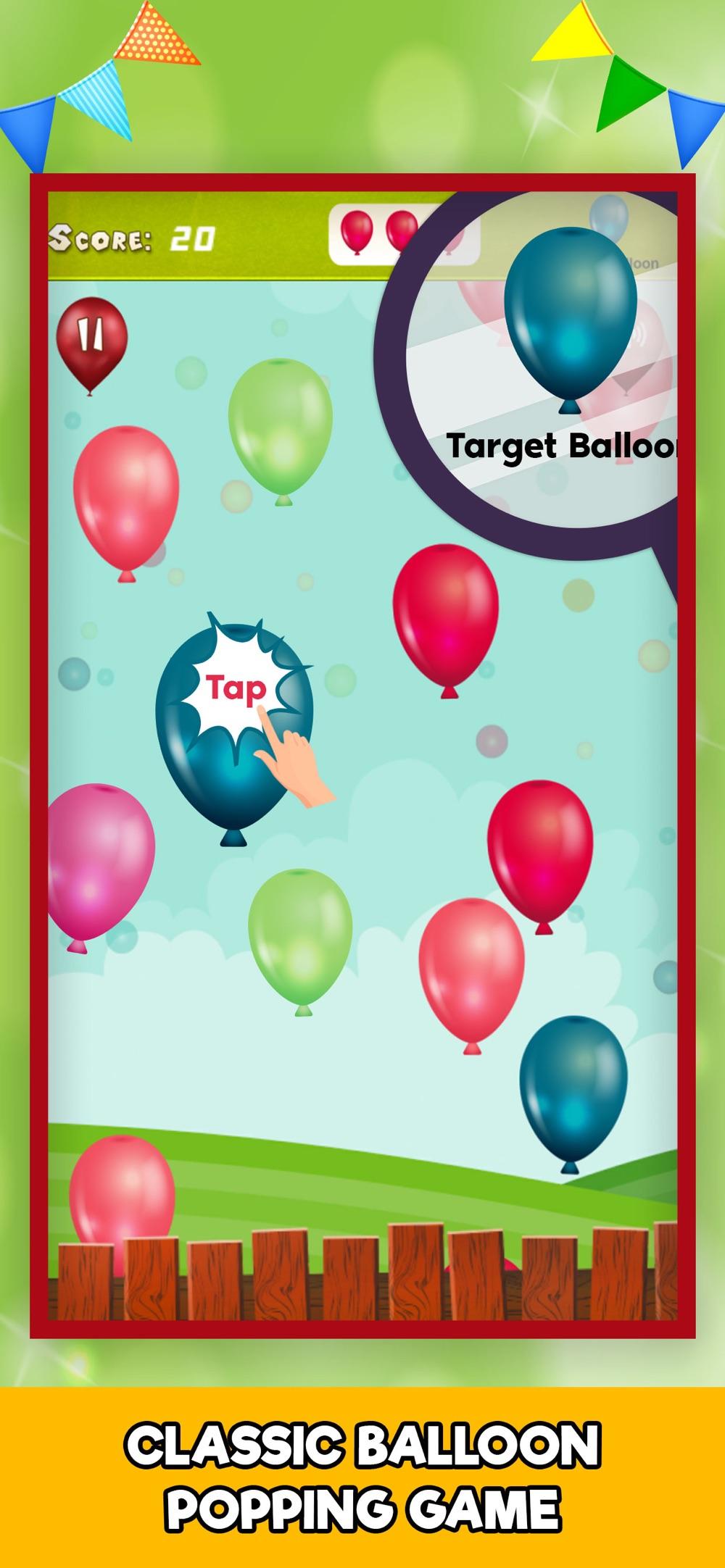 Balloon Pop - Ballon Games hack tool