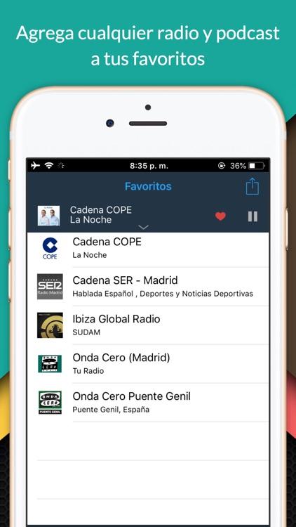 oiRadio España - Live radio