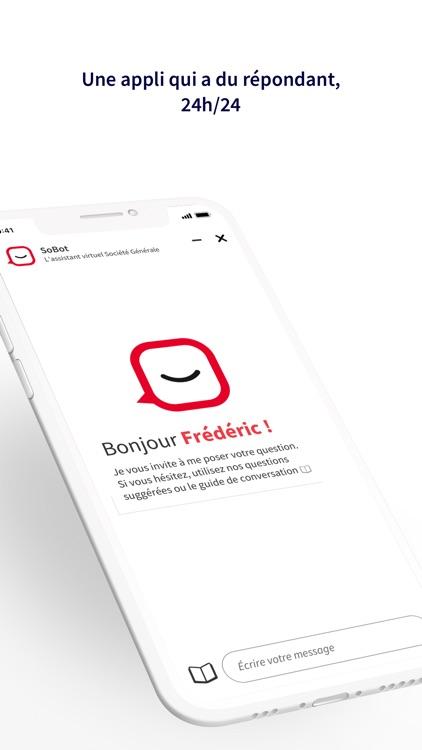 L'Appli Société Générale screenshot-5