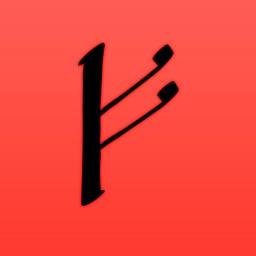 Ancient rune magic in practice