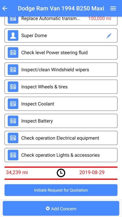 Auto Repair Cloud for iPhone screenshot-3