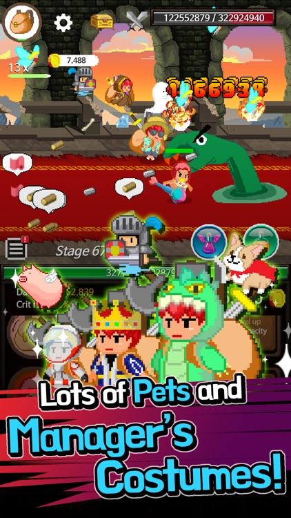 Extreme Job Hero's Manager VIP screenshot-5