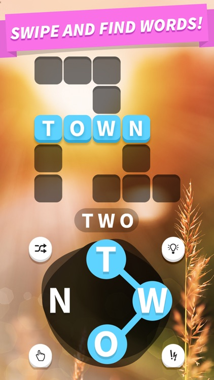 Word Peace - Crossword Puzzle screenshot-0