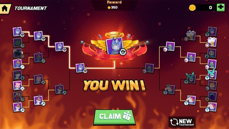 Stickman Fight Battle screenshot-7