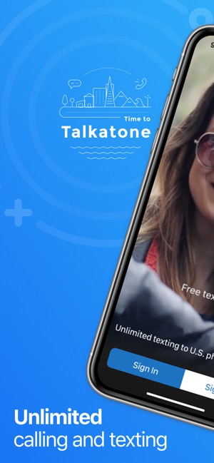 Talkatone: WiFi Text & Calls Screenshot