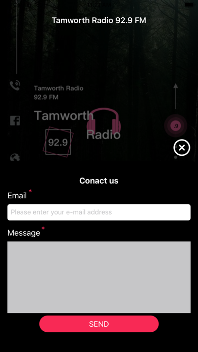 Tamworth Radio 92.9 FM screenshot 5