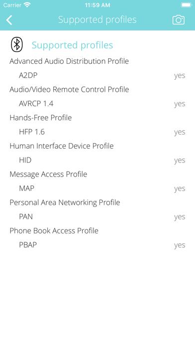 Bluetooth Infoのおすすめ画像6
