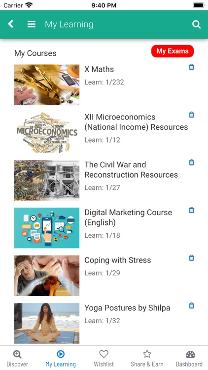Edubull - The Learning App screenshot-6