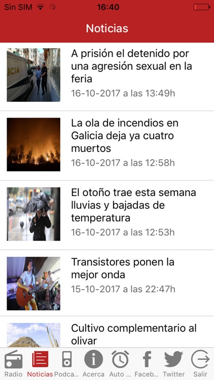 Diario JAÉN Radio – Radio J. screenshot-1