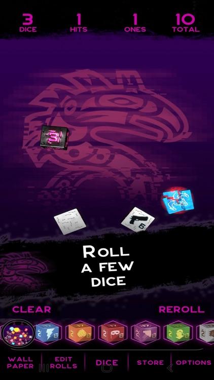 Shadowrun Dice Roller