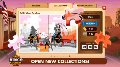 Bingo Country Ways -Bingo Live på PC