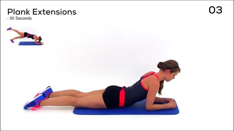 Ab & Core - Custom Workout screenshot-3