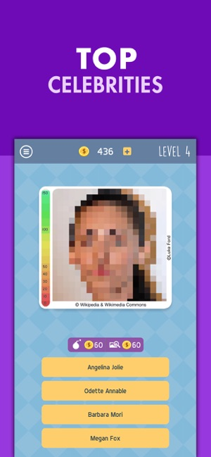 Celebrity Guess: Icon Pop Quiz on the App Store