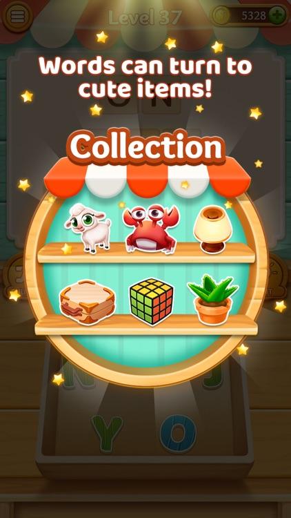 Word Shop - Brain Puzzle Games screenshot-3