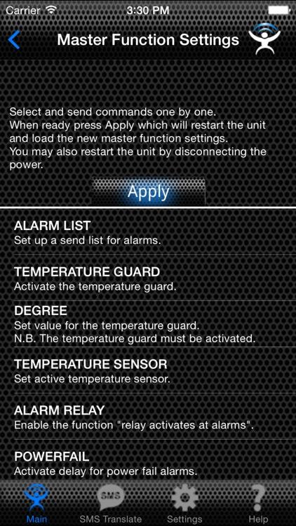 Ontech SMS screenshot-4