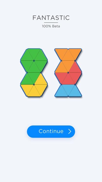 Triangle Tangram Block Puzzle