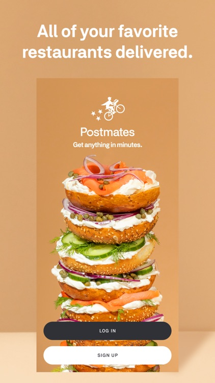 Postmates - Food Delivery screenshot-0
