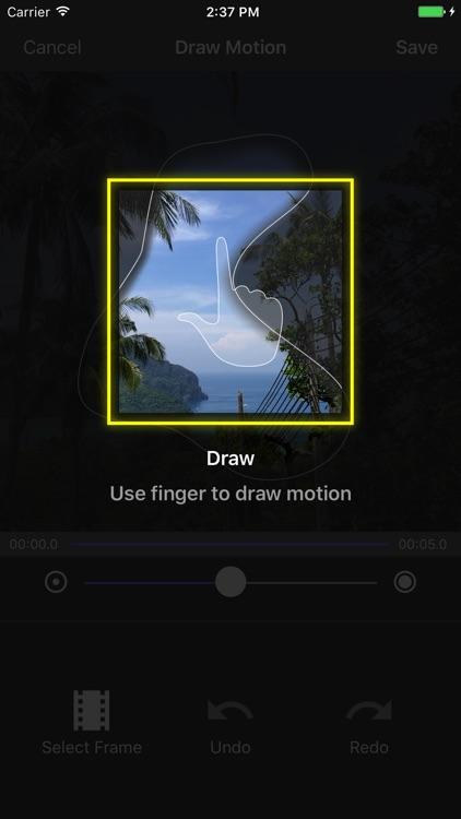 Draw Motion with Stabilization screenshot-3