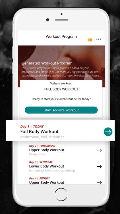 BULK: Workout & Meal Plans screenshot-6