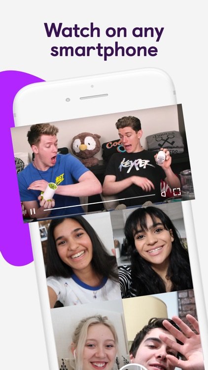 Airtime: Watch Videos Together screenshot-3