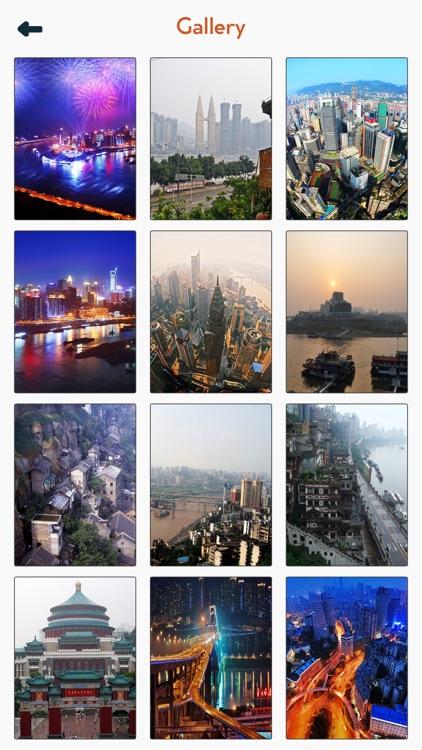 Chongqing City Travel Guide screenshot-4