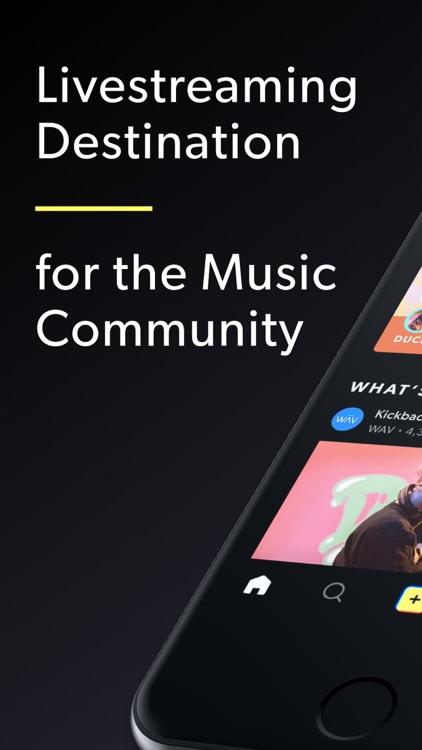 WAV - Music & Livestreams screenshot-0