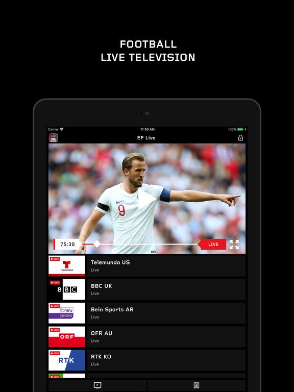 England Premier League TV Live | App Price Drops