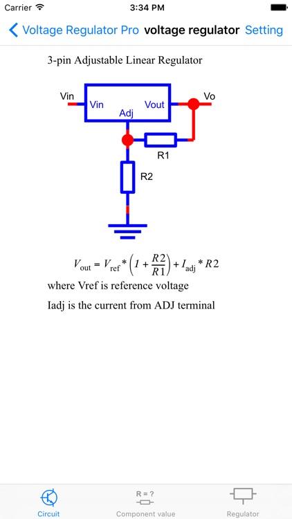 Voltage Regulator Pro screenshot-4