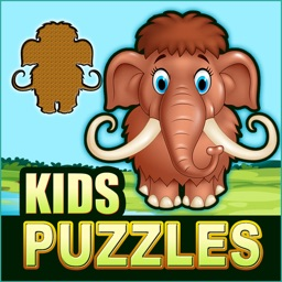Kids Puzzles Zoo Jigsaw Family