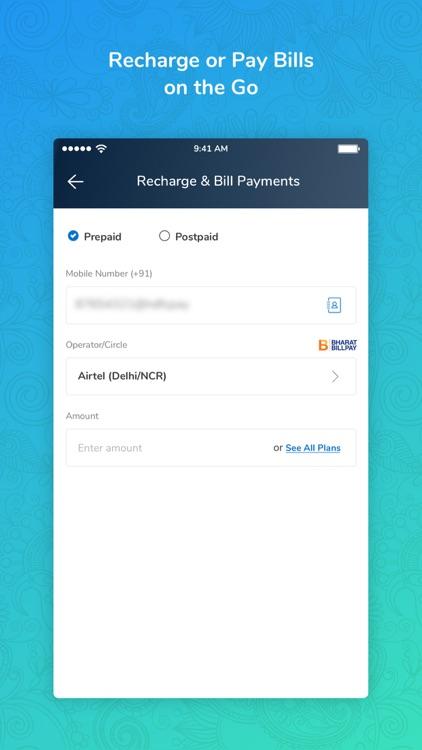 MobiKwik - Recharge & Bill Pay screenshot-5