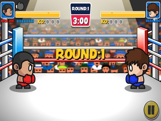 Mini Boxing screenshot 8