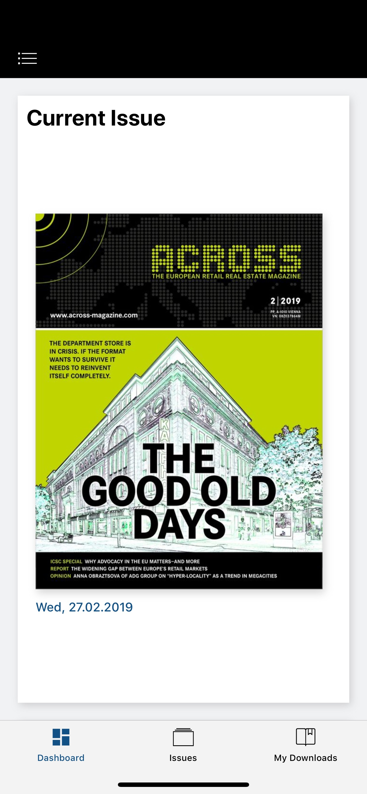 "ACROSS Magazine ""ACROSS Magazine"" hack"