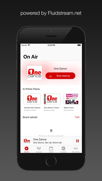 Radio One Dance screenshot one