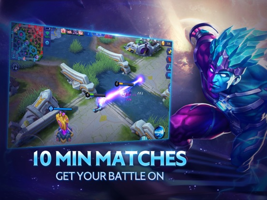 Mobile Legends: Bang Bang - Revenue & Download estimates
