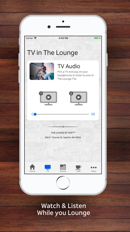 The Lounge by AT&T screenshot-5