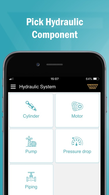 Hydraulic System Calculator