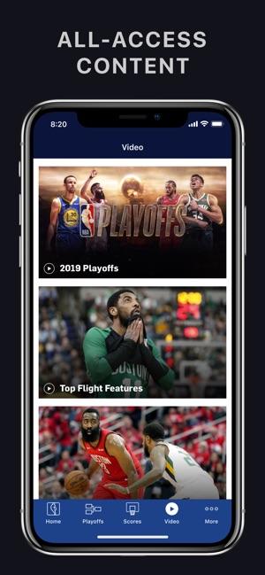 COMO VER NBA GRATIS IPHONE