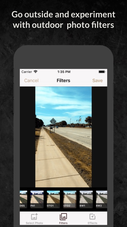 Filters - Colors for Photos