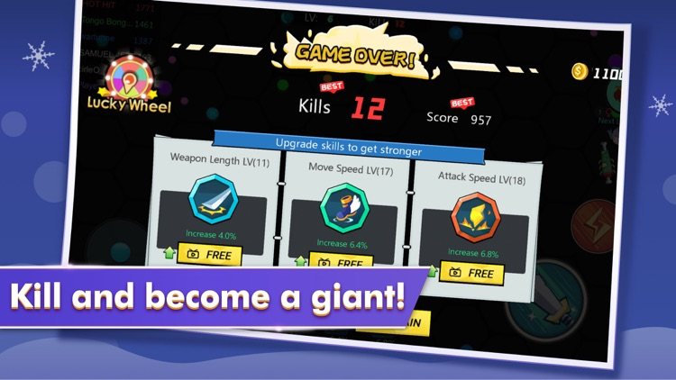 Blade.io - the Best Blade Game screenshot-3