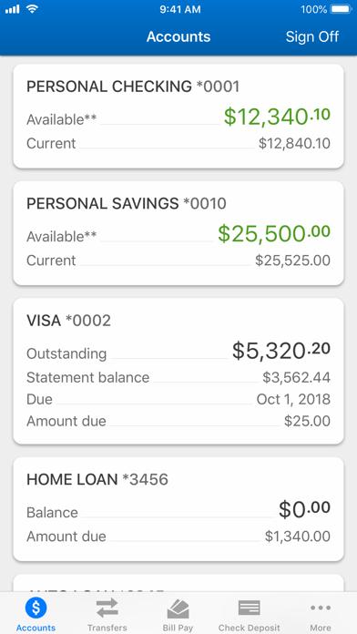 LegacyTexas Mobile screenshot two